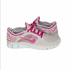 Nike women's Freerun 3+
